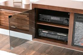 wall tv cabinet fireplace tv stands u0026 floating wall mount consoles page 2 woodwaves