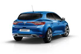 renault blue 2017 renault megane gt 205 1 6l 4cyl petrol turbocharged