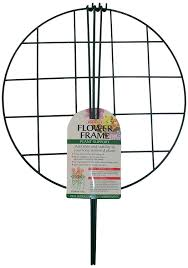 small plant supports amazon com bosmere e631 18 inch plant grid with 3 x 25 inch legs