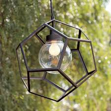 Outdoor Pendant Light Fixture Décor Your Exterior With The Contemporary Outdoor Pendant