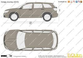 Dodge Journey 2012 - the blueprints com vector drawing dodge journey