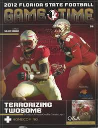 florida state football 2012 year in review