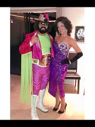 party city halloween costumes 2015 macho man randy savage and elizabeth costume halloween fun