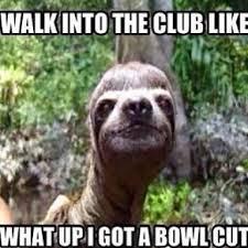 Rapist Sloth Meme - sloth meme whisper rape ma