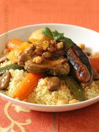 cuisine marocaine couscous couscous à la marocaine made in cooking