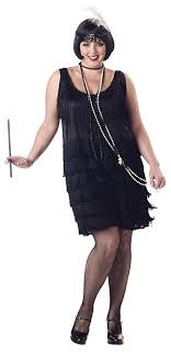costumes for women california costumes women s fashion flapper plus size