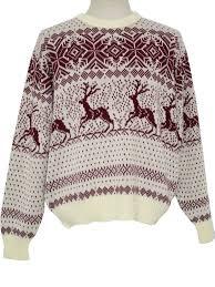 retro 80s sweater steep slopes 80s steep slopes mens winter