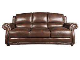Leather Sofa With Studs by Harrison 100 Leather Sofa Morris Home Sofas