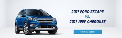 Ford Escape Jeep - suv compactos herramienta de comparación u2013 comparar ford escape
