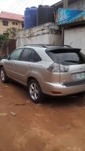 lexus rx330 nairaland 6months used lexus rx330 2 4m negotiable autos nigeria