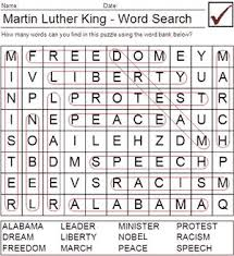 92 best martin luther king jr worksheet images on pinterest king