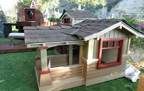 cool dog houses cool luxury dog houses for your pooch