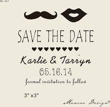 baise bureau personnalisé gagner la date anniversaire de mariage logo timbre