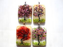 How To Make Fused Glass Jewelry - 159 best fused glass jewelry images on pinterest fused glass