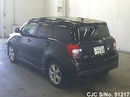 2010 toyota ist black for sale stock no 51217 japanese used