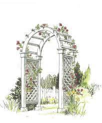 Garden Arch Plans Stiles Designs Shedstreehouses Twitter