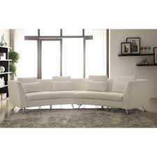 furniture luxurious living room design using curved sectional