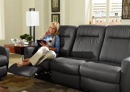 Best Reclining Sofa Brands Contemporary Space Saver Reclining Sofa By Best Home Furnishings