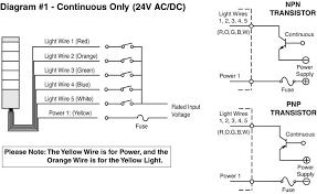 lme series indicator lighting wiring diagram