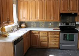 before and after the kitchen