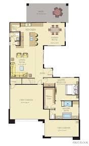 Lennar Homes Floor Plans by Oluna By Lennar Summerlin Las Vegas Nv