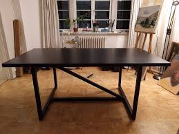 Dining Table Without Chairs Beautiful Designer Dining Table Brown Sits 6 8 Without Chairs