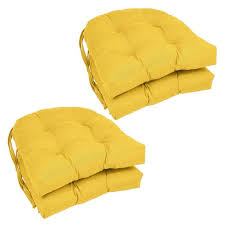 The  Best Yellow Seat Pads Ideas On Pinterest Teal Seat Pads - Dining room chair seat cushions