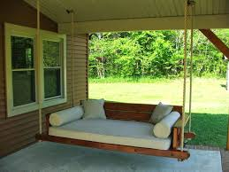 porch bed swing diy plans charleston sc woodworking 36889
