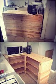 Pallet Kitchen Island Homely Diy Projects With Shipping Wood Pallets Pallet Wood Projects