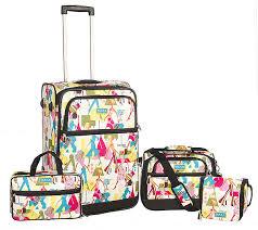 New York travel essentials images Maxx new york travel essentials 4 pc fashion luggage set page 1