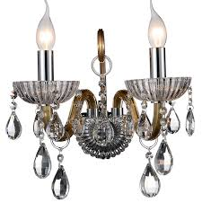 Candle Sconces For Bathroom Light Fabric Shade Crystal Rustic Wall Sconces For Bathroom