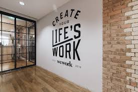 beautiful office spaces an exclusive look inside wework coworking in london s soho