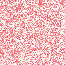 Pink Removable Wallpaper by Removable Wallpaper Blossom Print Coral