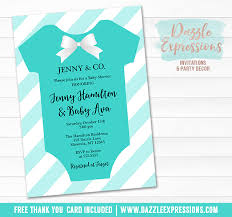 baby and co baby shower printable and co baby shower onesie invitation baby girl