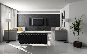 Attractive Home Interior Design Chiq Decor - Latest interior designs for home