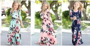 pretty u0027s floral maxi dresses raising homemakers