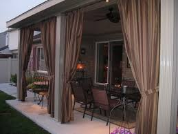 Outdoor Curtains With Grommets Sunbrella Outdoor Curtains With Grommets Curtains Home Design With
