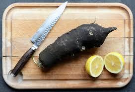 comment cuisiner le radis noir cuit la rubrique healthy de lila 1 le radis noir cabane