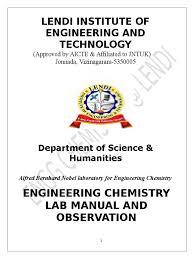 chemistry lab manual 24 07 15 2 doc ph absorbance