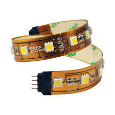 tape lighting under cabinet shop nora lighting 16 ft plug in under cabinet led tape light at