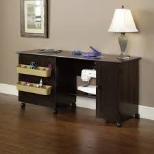 Arts And Crafts Nightstand Sauder Select Sewing Craft Cart 411615 Sauder