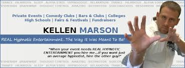 hypnotist for hire hire stage hypnotist kellen marson hypnotist in sioux falls