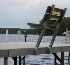 Deck Bench Bracket Dock Benches Foter