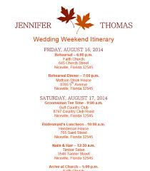 destination wedding itinerary template wedding itinerary wedding itinerary template bridetodo
