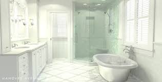bathroom lowes bathroom remodel with frameless shower stall and