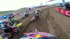 pro motocross racer gopro ken roczen wins thunder valley 2014 lucas oil pro