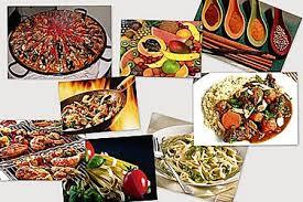 traiteur cuisine du monde buffet plats froid pour receptions organisations seminaires mariages