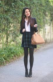 plaid skirt blazer black plaid skirt diary of a debutante