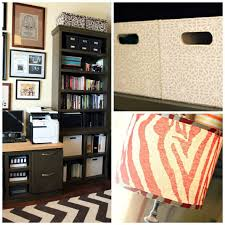 Office Space Organization Ideas Love This Blog And The Home Office Gorgeous And Functional Get