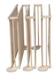 Retractable Room Divider Furniture Interesting Light Oak Wood Playpen Retractable Room